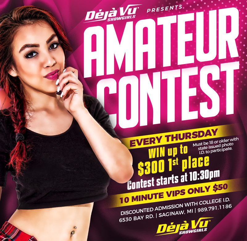 Amateur Contest