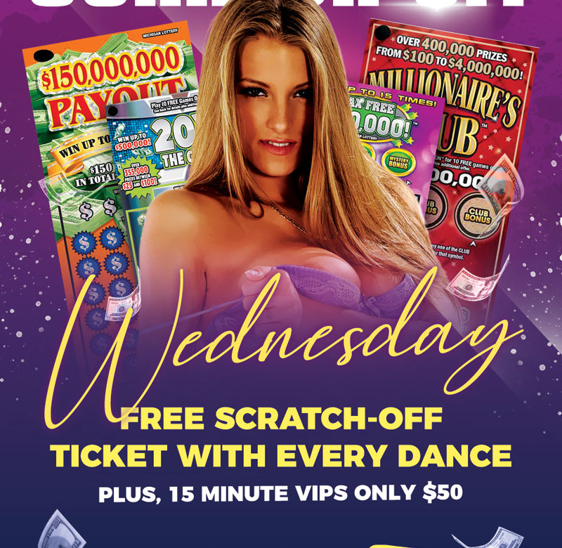 Scratch-Off Wednesday